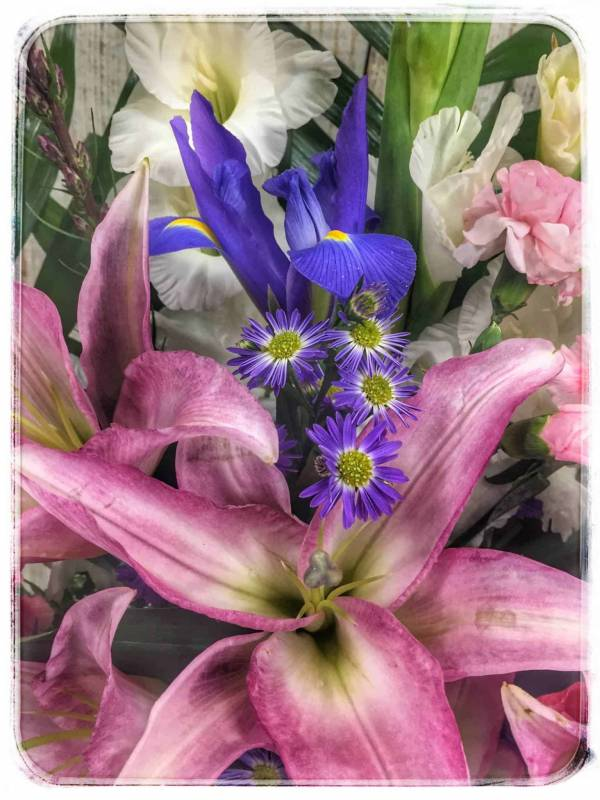 Funeral Flowers - LOVING EXPRESSION by Petals Flower Shop & Florist
