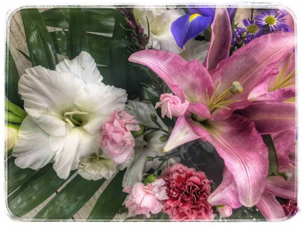 Funeral Flowers - LOVING EXPRESSION by Petals Flower Shop & Florist