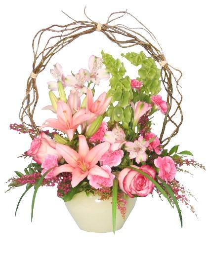 TRELLIS FLOWER GARDEN