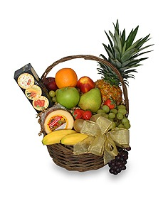 GOURMET FRUIT BASKET