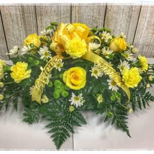 Funeral Flowers - BELOVED TRIBUTE by Petals Flower Shop & Florist