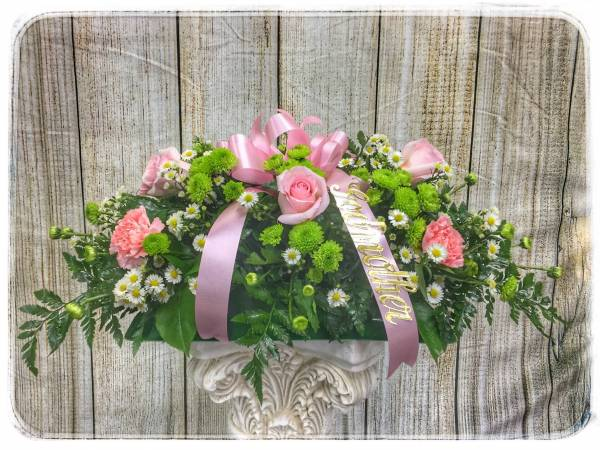 Funeral Flowers - EVERLASTING TRIBUTE by Petals Flower Shop & Florist