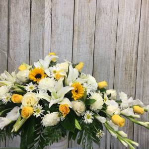Funeral Flowers by Petals Flower Shop & Florist