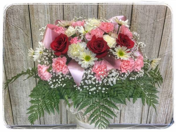 Funeral Flowers - EVERLASTING TRIBUTE by Petals Flower Shop & Florist