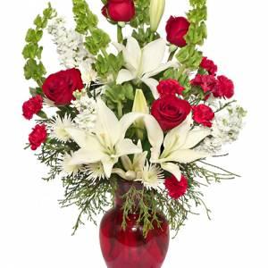 CLASSICAL CHRISTMAS Flowers From Petals Florist & Flower Shop
