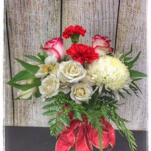 Jingle-Ling Christmas Flowers from Petals Florist & Flower Shop