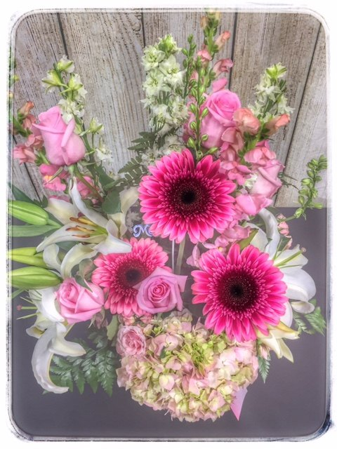 Dearest Treasure Mother's Day Flowers from Petals - Dyer, Schererville, St. John Indiana - Locally Owned, 5 Star Florist.