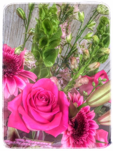 Pink Explosion Mother's Day Flowers from Petals - Dyer, Schererville, St. John Indiana - Locally Owned, 5 Star Florist.